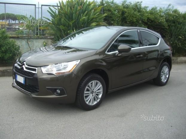 DS DS4 1.6 e-HDi 110cv - 2012