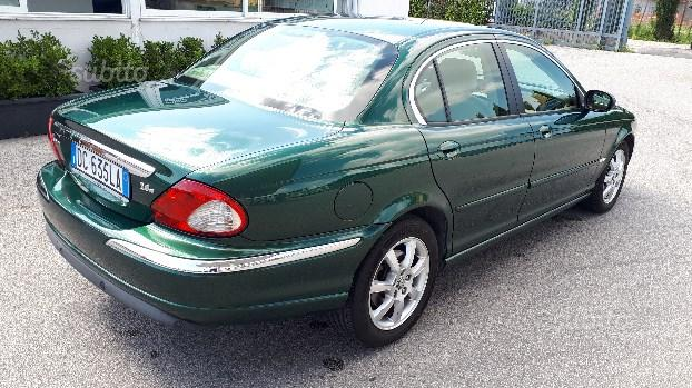 JAGUAR X-Type 2,0d Executive
