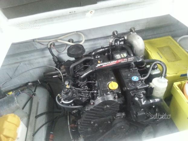 Mercruiser 1.7 turbo D. 120cv