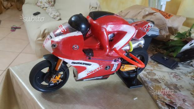Moto nuova faor 701