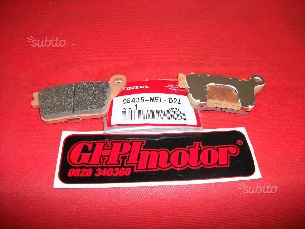 Pasticche post. Honda CBR 600/1000 del 2007