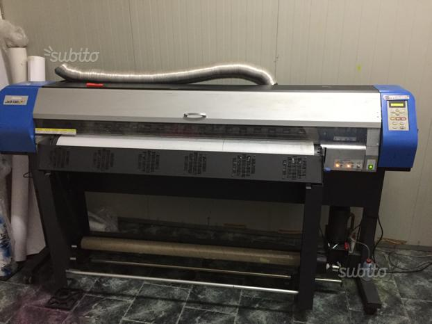 Mimaki jv3 sp2 130 stampa digitale