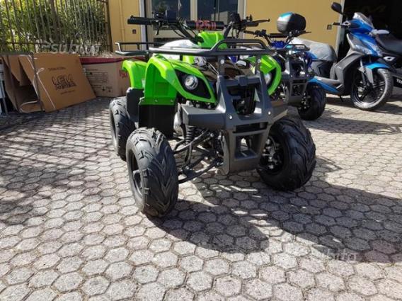 Quad, atv apollo fourtrax 125cc 4t - 2018