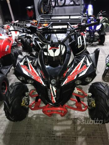 Quad, atv apollo sportrax 125cc - 2018