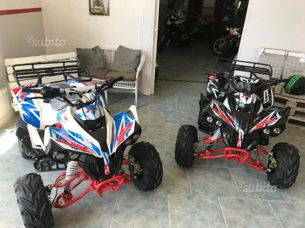 Atv, quad apollo dportrax 125cc 4t - 2018
