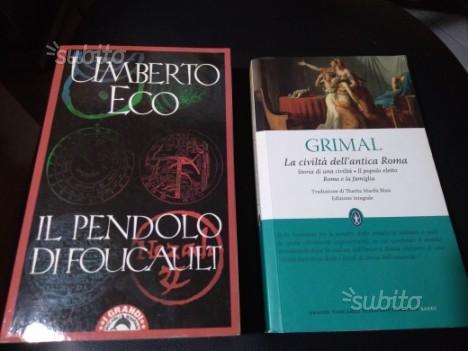 2 famosi libri di narrativa