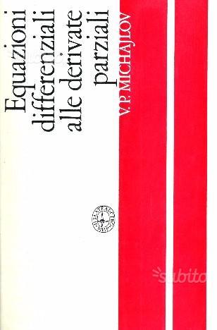 Equazioni differenziali alle derivate parziali, MI