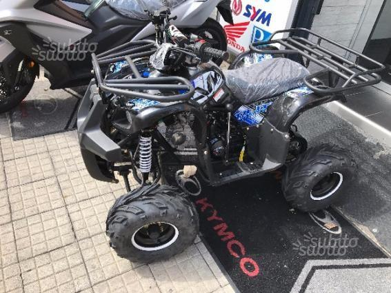 Atv, quad apollo utility-focus 125cc - 2018