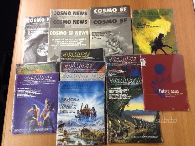 Cosmo SF News e Futuro News