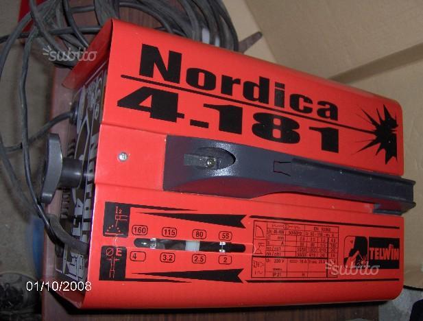 Saldatrice telwin turbo 4-181