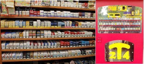Attività di tabacchino lotto 10&lotto gratta vinci