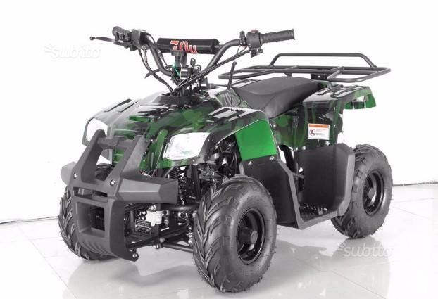 Atv, quad fourtrax 70cc apollo italy - 2018