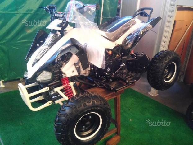 Quad, atv kxd monster 125cc - 2018