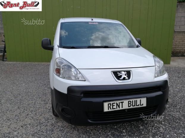 Peugeot partner furgonato