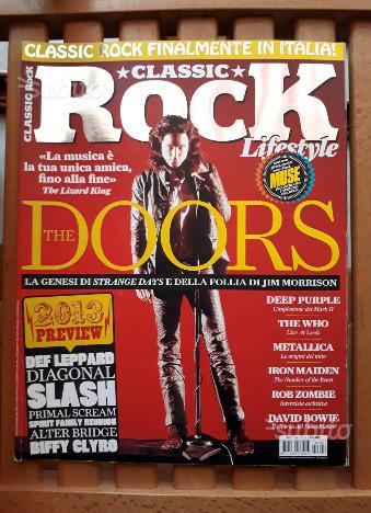 Rivista Classic Rock Ed. Italiana NN. 3-4 RARI