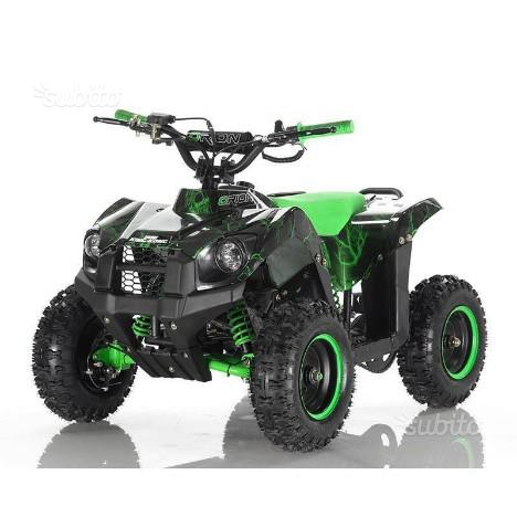 Quad, atv apollo king kong 50cc - 2018
