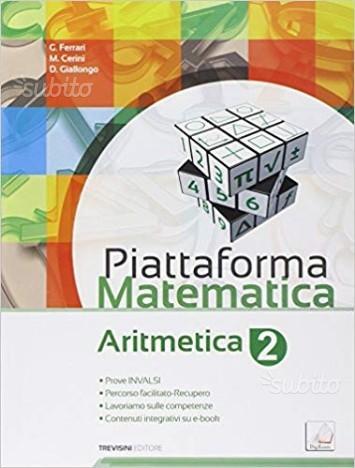 Piattaforma Matematica 2 - Aritmetica e Geometria