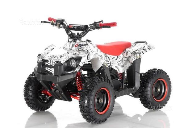 Atv, quad apollo kingkong 50cc - 2018