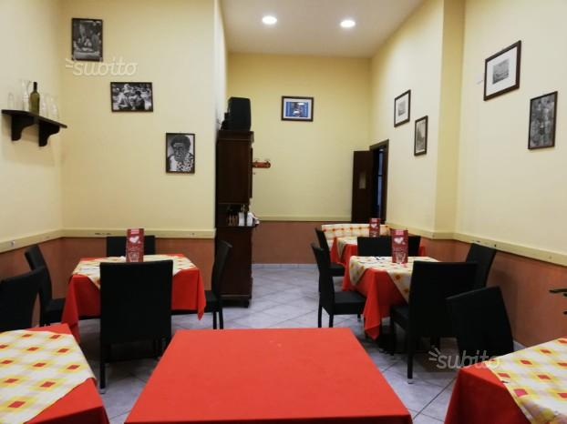 Pizzeria, rosticceria e ristorante