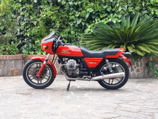 Moto Guzzi Altro modello - 1981