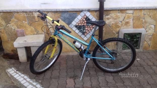 Vendita bicicletta