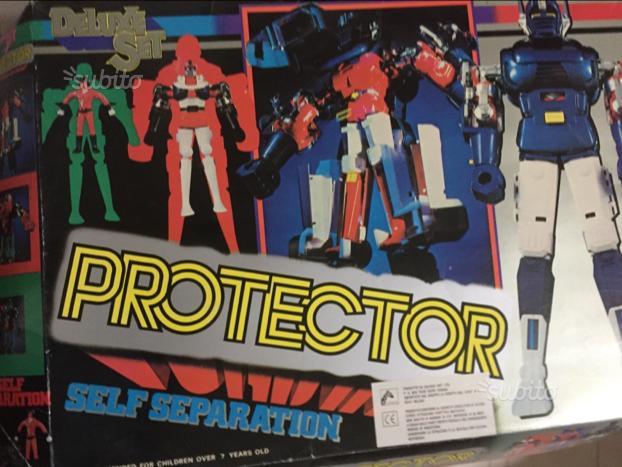 Protector anni 80