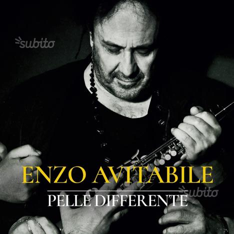 Enzo AVITABILE pelle differenti , sigillato