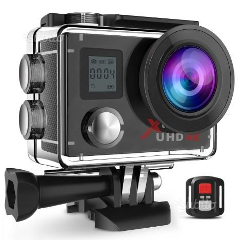 Campark ® Action Cam 4K WIFI 16MP