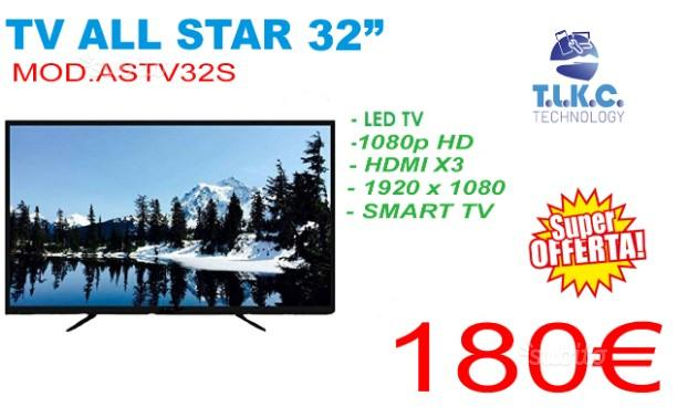 Tv all star 32 smart