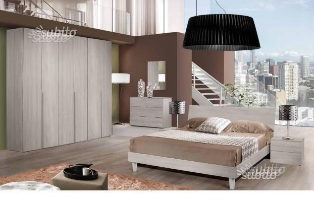 Camera/camere da letto moderna
