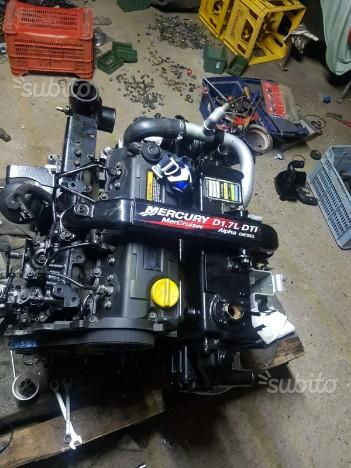 Motore efb mercury 1.7cc. 120cv. Turbo diesel