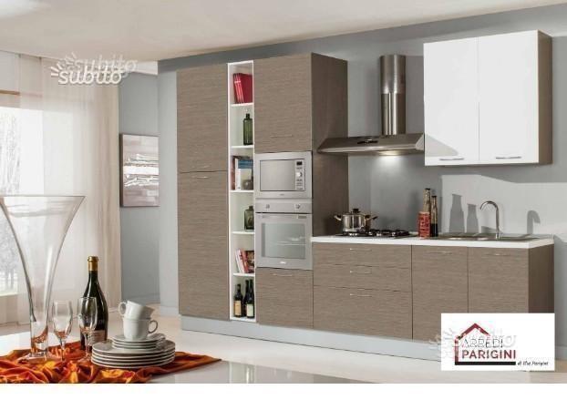 Cucina/cucine moderna con ELETTRODOMESTICI