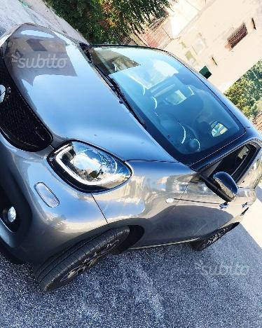 SMART forfour 2ªs. (W453) - 2015