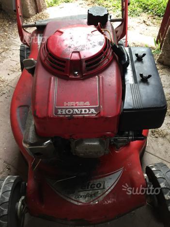 Motore Honda hr 194 funzionante per ricambi