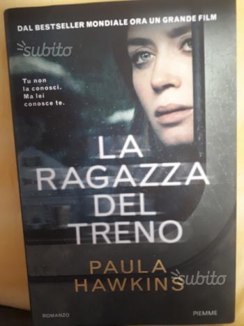 La ragazza del treno-Paula Hawkins
