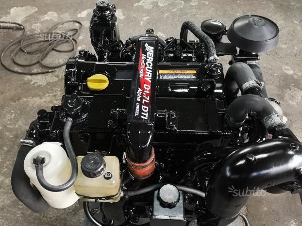 Motore mercury 1.7 diesel