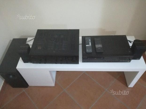 Amplificatore integrato yamaha ax-570