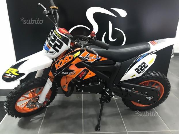 Cross, pitbike kxd elettrico 500w, 24v - 2018