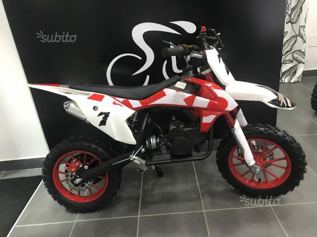 Cross, pitbike 50cc kxd 707* - 2018