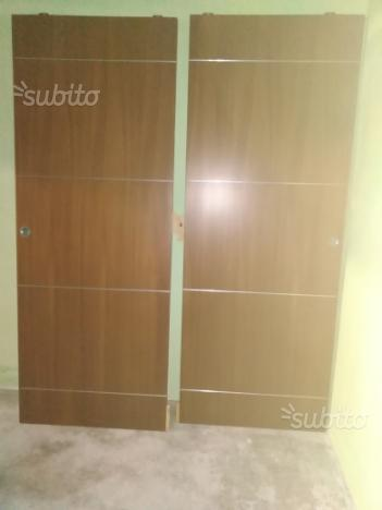 Porte di legno scorrevoli