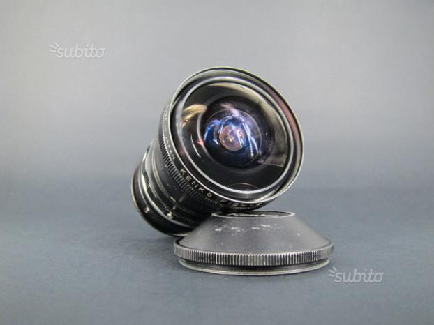 Obiettivo Kenko Fish-Eye 180°