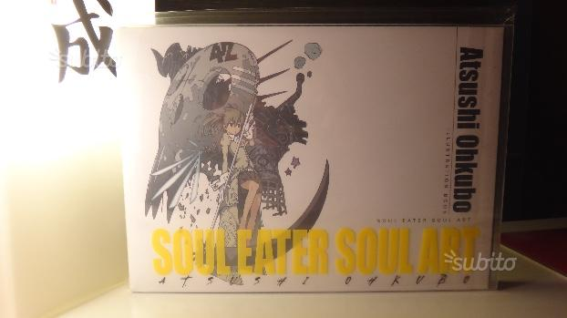 ARTBOOK - SOUL EATER Soul Art - Planet Manga