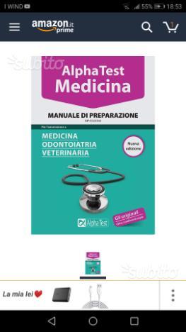 Alpha Test. Medicina. 15° Edizione