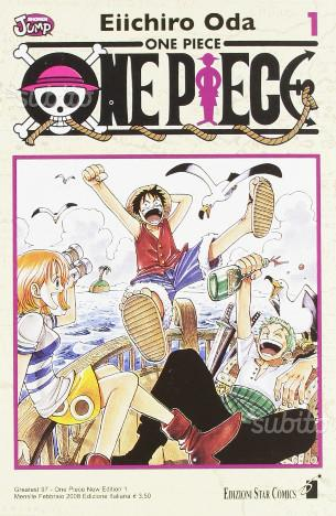 One Piece Manga -40%