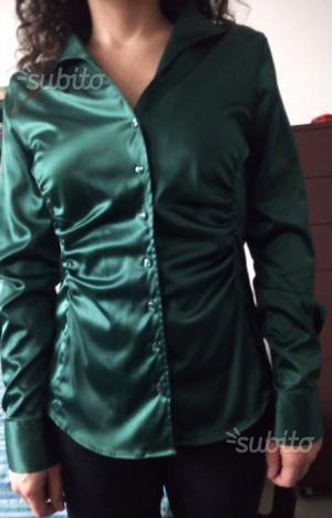 Camicia verde, NARA CAMICIE, taglia M