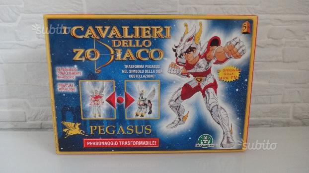 SAINT SEIYA - PEGASUS - Giochi Preziosi - Vintage