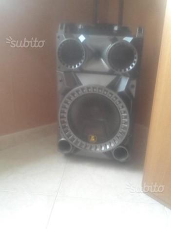 Cassa karaoke amplificata 800watt