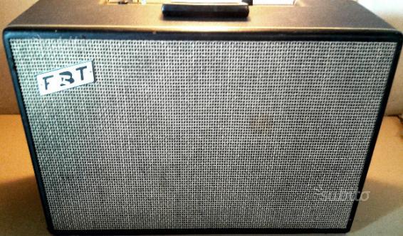 Amplificatore VALVOLARE per chitarra FBT 120