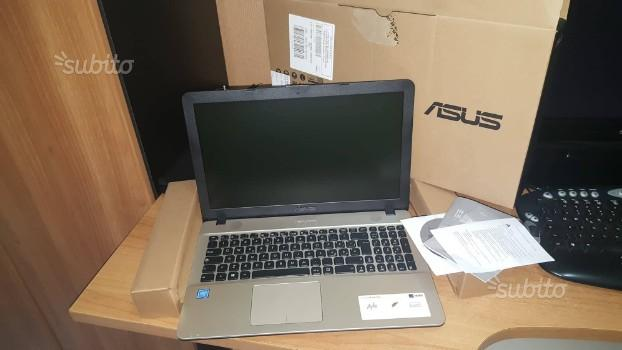 Notebook asus x541n nuovo