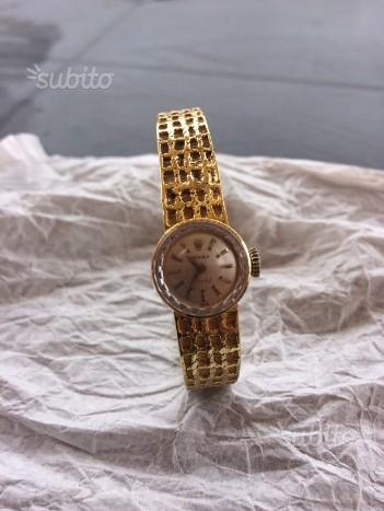 Rolex oro donna